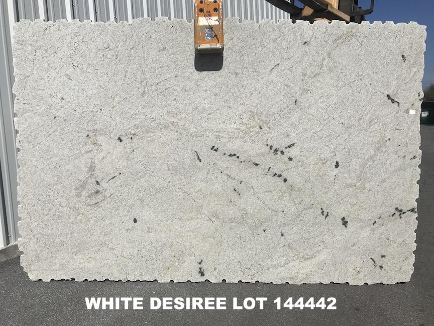 White Desiree 3 cm