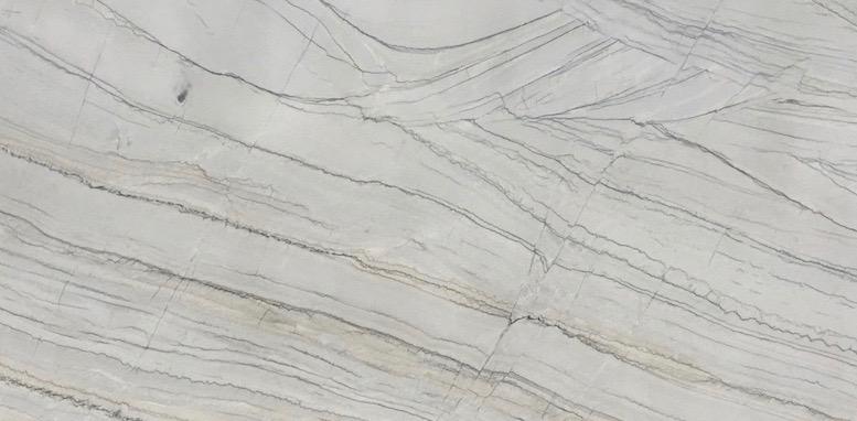 White Macaubas 3 Cm