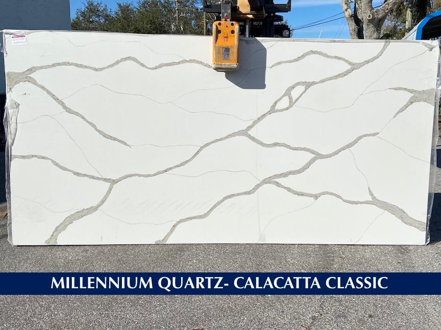 Quartz Calacatta Classic 3 cm