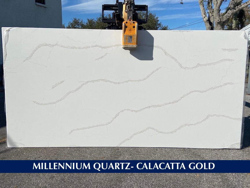 Quartz Calacatta Gold 3 cm