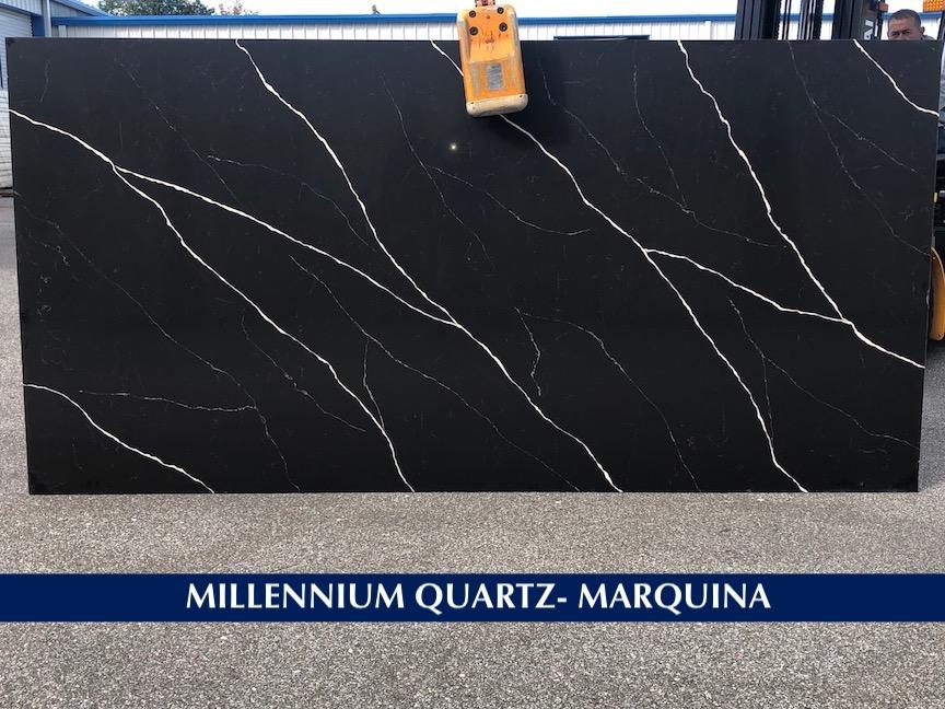 Quartz Marquina 3 cm