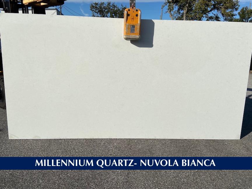 Quartz Nuvola Bianca 3 cm