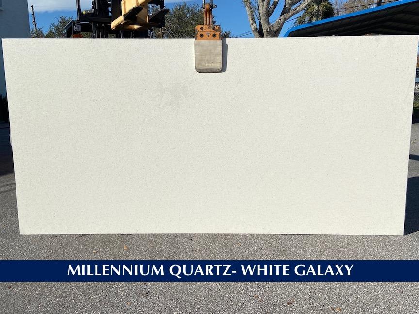 Quartz White Galaxy 3 cm