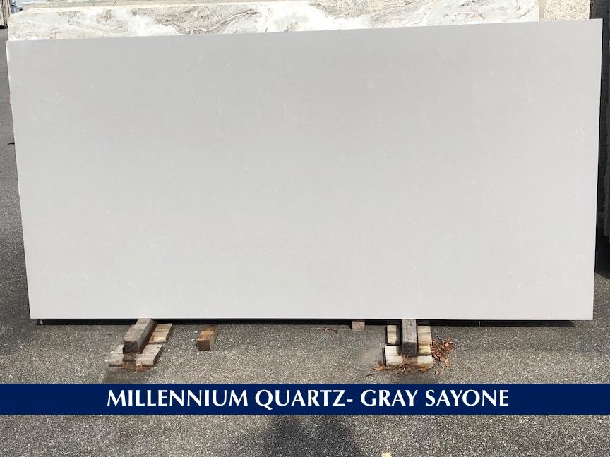 Quartz Gray Sayone 3 cm