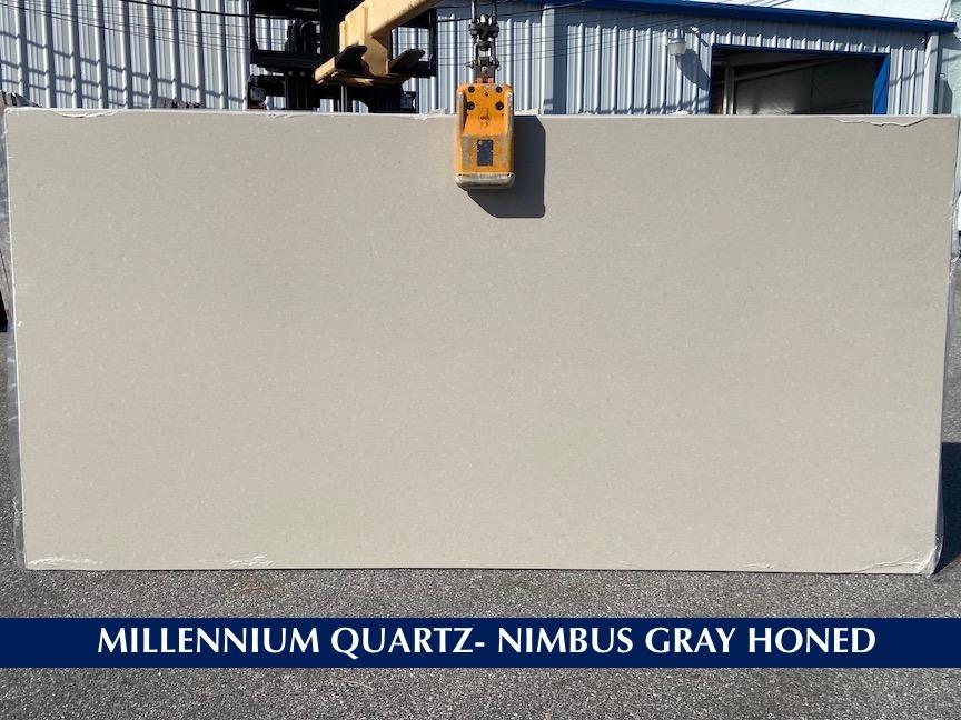 Quartz Nimbus Gray Honed 3 cm